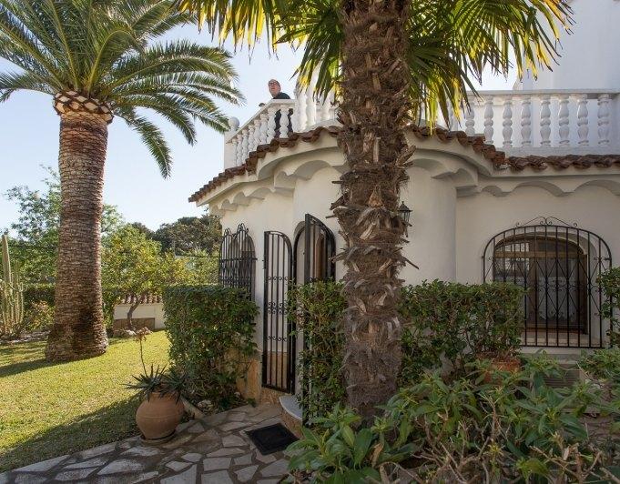 Halfvrijstaande Villa  3 slaapkamer te koop San Nicolas Denia